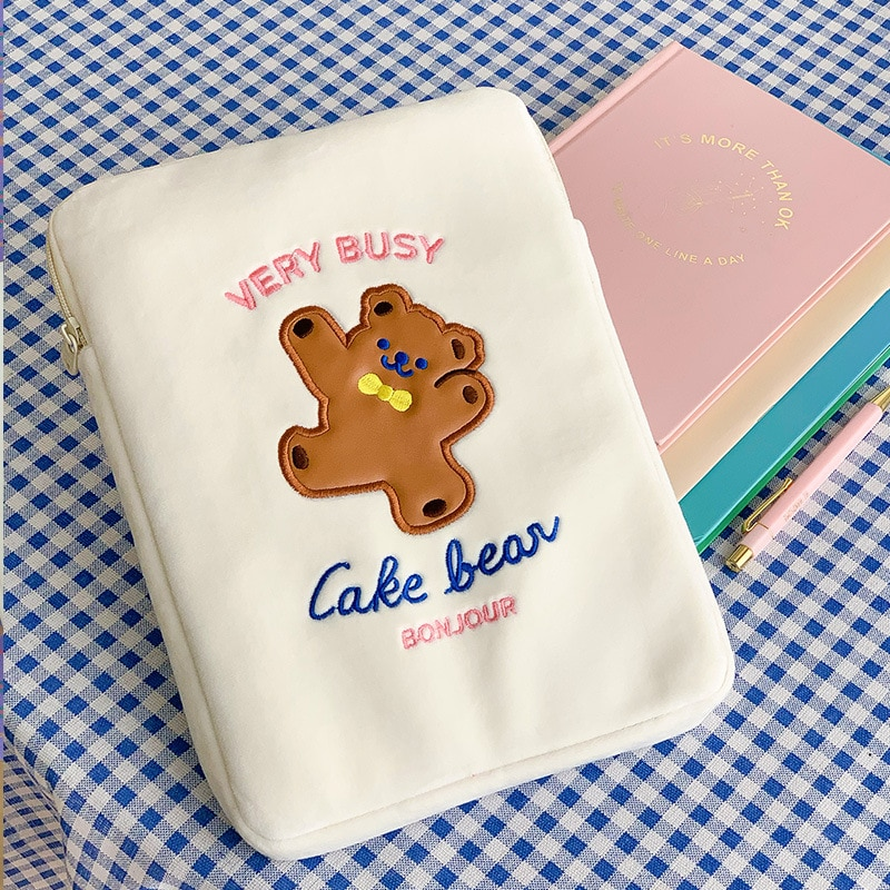For Funda IPAD 11 Bag Women 10.5 Tablet Sleeve Case for Cute Mini 5 2 3 4 7.9 Cover 9.7 inch Liner Pouch