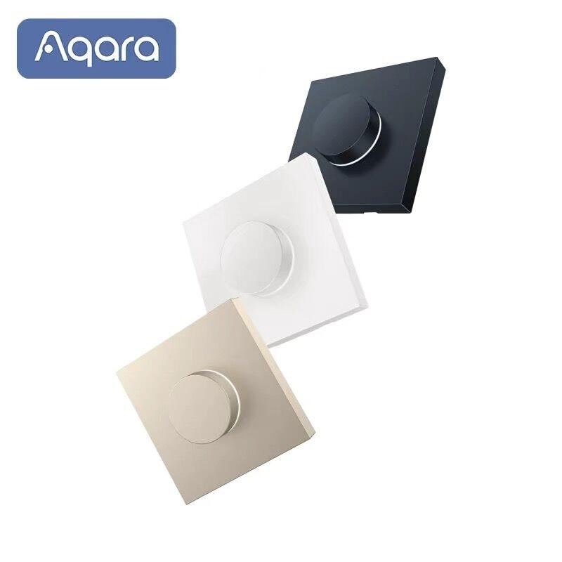 Aqara مقبض مفتاح ذكي H1 نسخة لاسلكية من HomeKit الاستشعار ألواح للحائط ضوء التحكم العمل مع App HomeKit Aqara الرئيسية App
