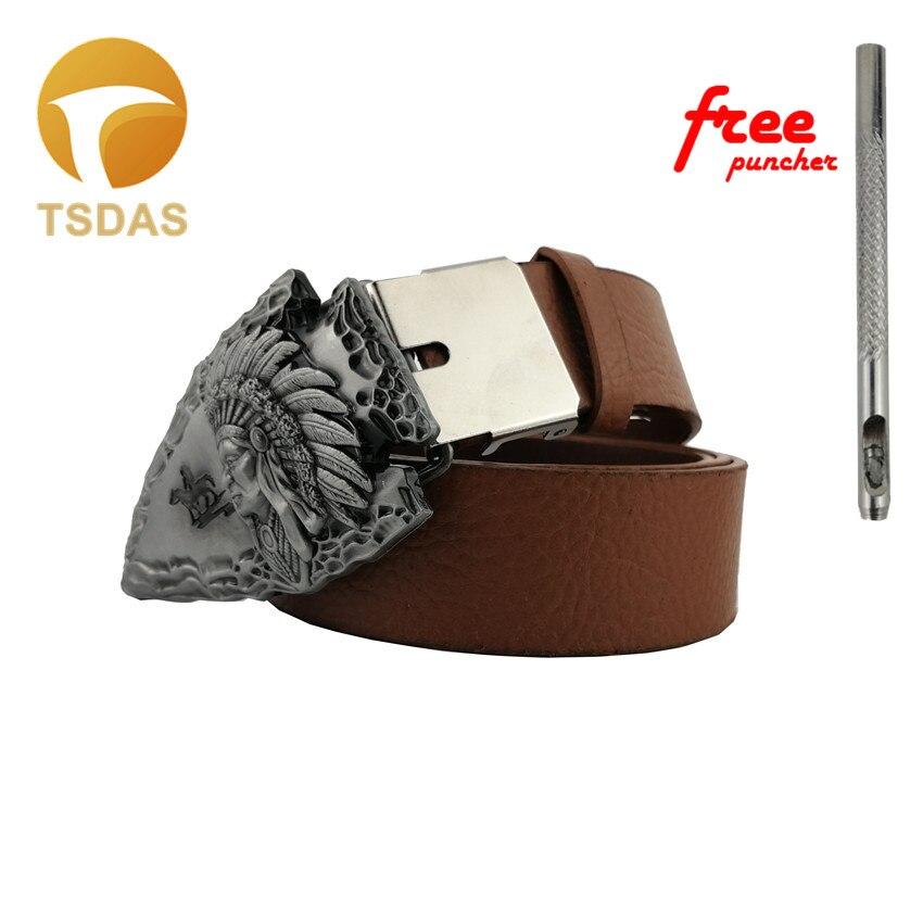 Hebilla india de lujo para cinturón con acabado Peltre adecuada para cinturón de 4cm de ancho hebilla plateada para cinturón con Stock continuo