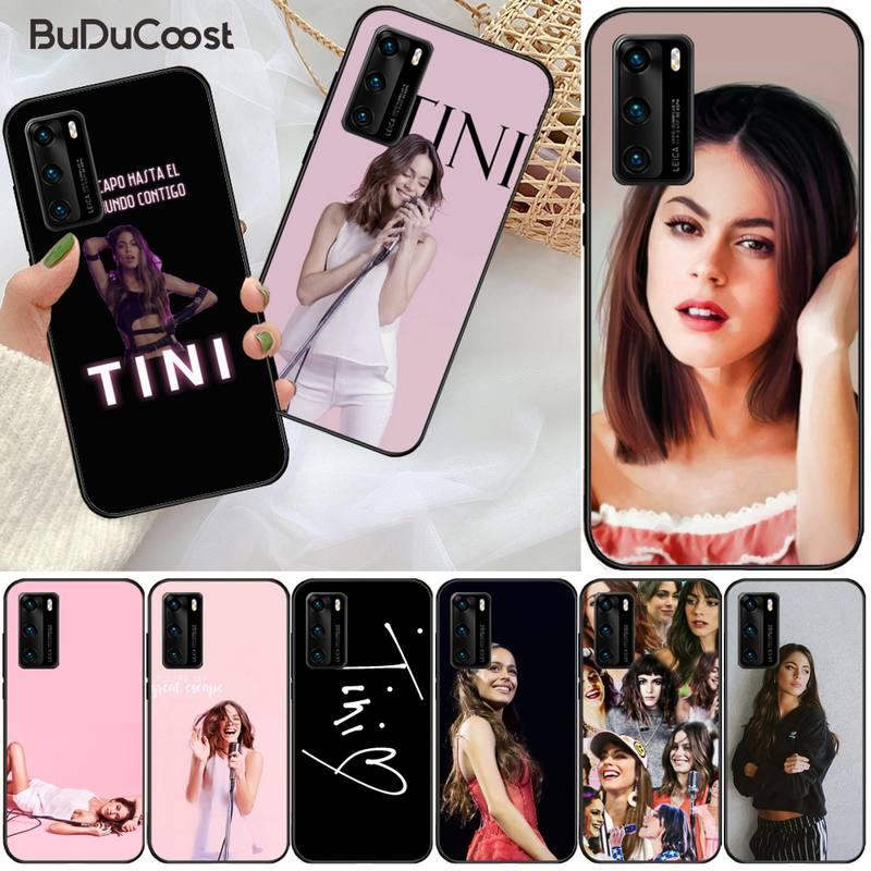 Martina Stoessel TINI Phone Case For Huawei P9 10 20 30 40 P Smart 20lite 2019 P30 lite Pro P9 lite 2017