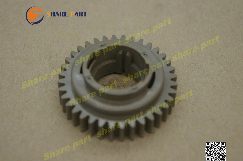 JC66-02775A 5X Original nova engrenagem do rolo Superior para samsung ML3310 ML3710 3750 scx4833 5637 scx4835 SLM3370FD SLM3870FD SLM4020FD