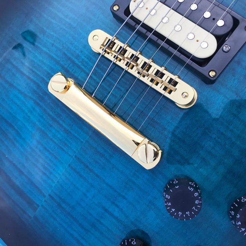 Guitar Boutique Production, Mahogany Fingerboard, electric Guitar, High Quality Electric Guitar, Upgrade Tune - O-Matic Bridge 6 enlarge