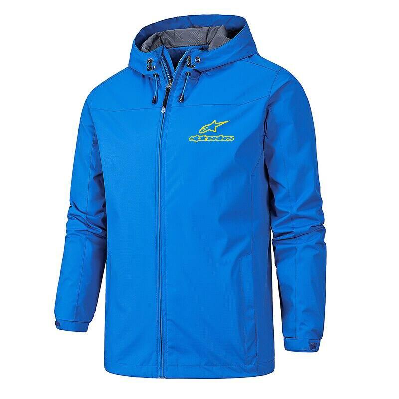 New Softshell Sailing Jacket Mens Windproof Hiking Jackets Outdoor Mountain&Hiking Winter Trekking Men Windbreaker Coats