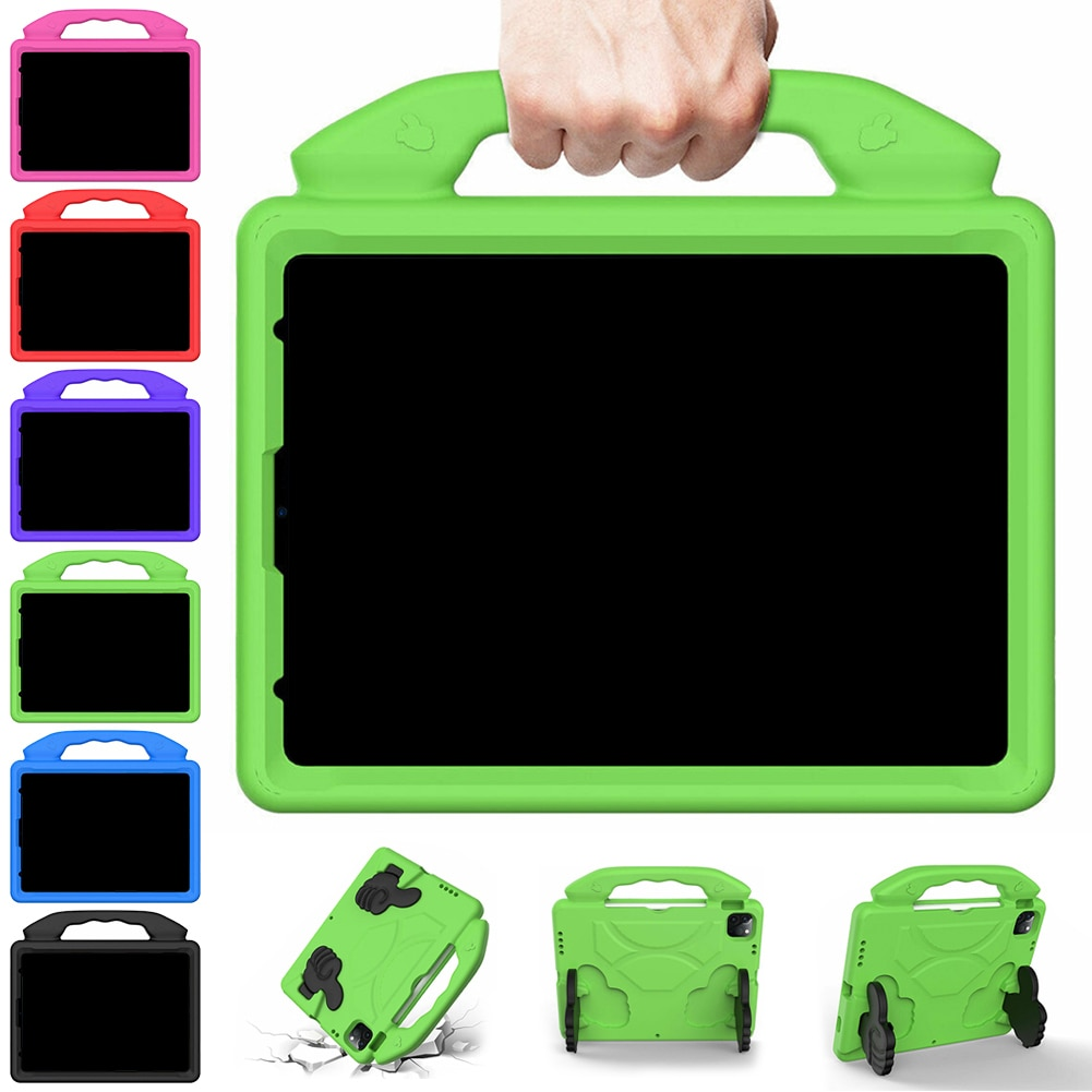 Tablet Air Case Kids A2316 2020 Safe Case A2324 Stand EVA iPad Cover 4 for Handle