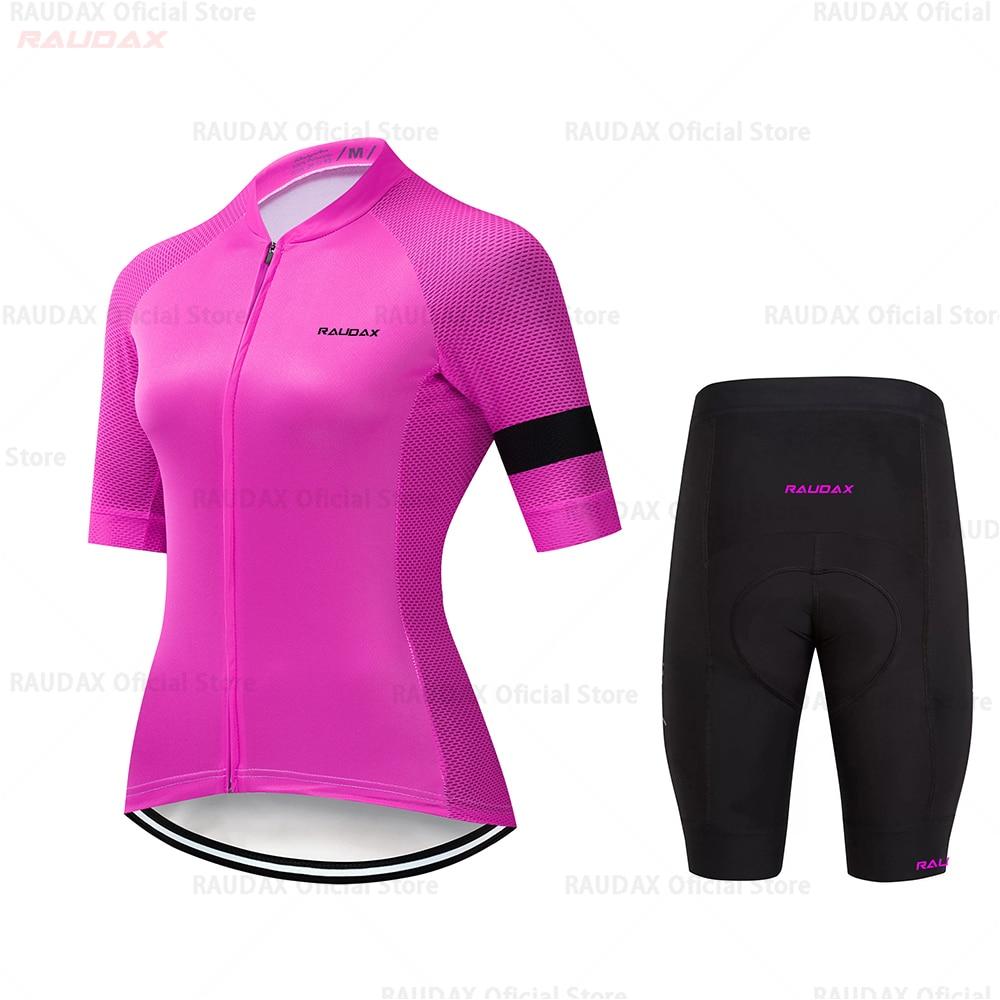 Ropa de Ciclismo para mujer, Jersey de manga corta, camiseta de bicicleta...