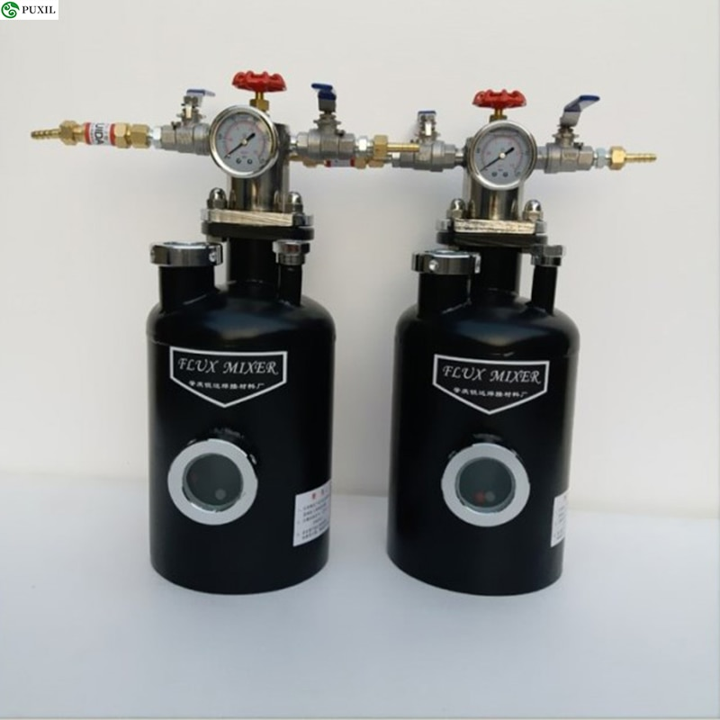 RD-160B 4L البروبان و الأسيتيلين الغاز لحام الجريان مولد 0.05Mpa Outpressurs أقصى قدرة لحام معدات
