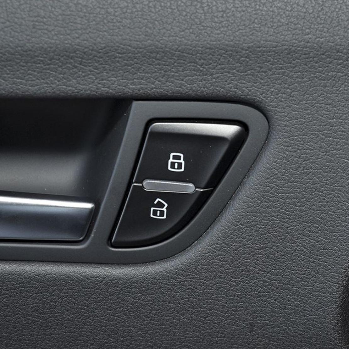 Interruptor de Control de desbloqueo de la puerta Central delantera del conductor izquierdo del coche 8K1962107 apto para Audi A4 S4 A5 2013 2014