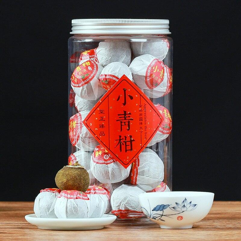 Té de Pu Er de color naranja, té de Pu, naranja, té de Pu, té Oolong, ceremonia, té, comida enlatada verde