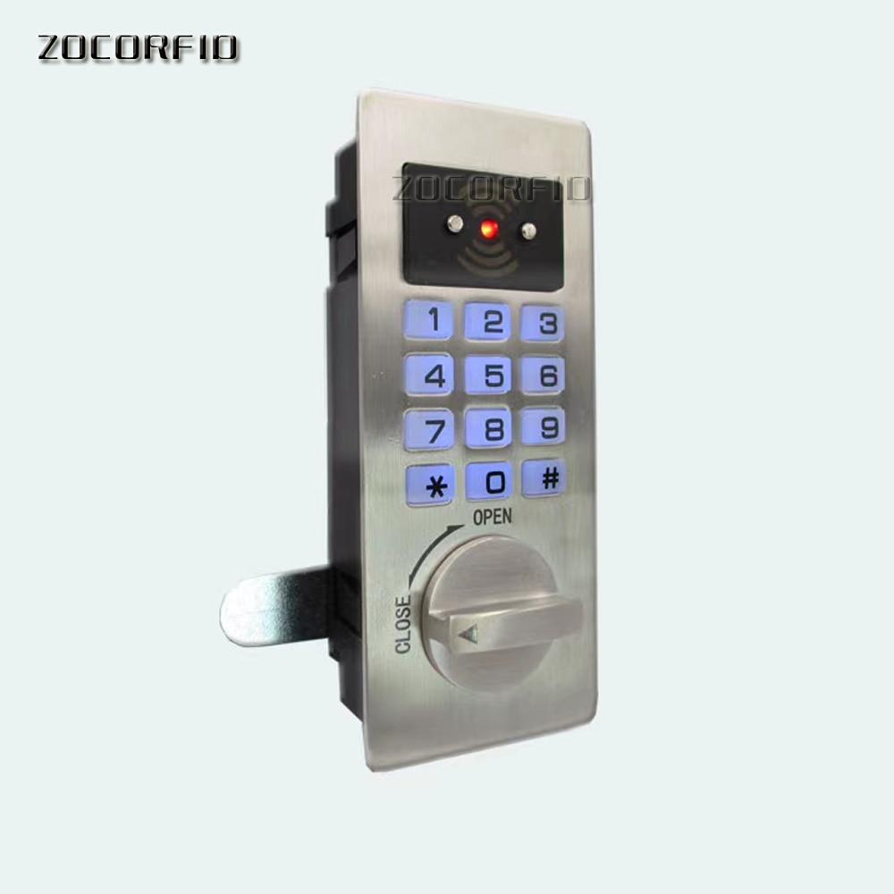 Cierre de sauna de fácil instalación para Spa, piscina, gimnasio, cerradura electrónica para armario, cerradura para taquillas con llave RFID