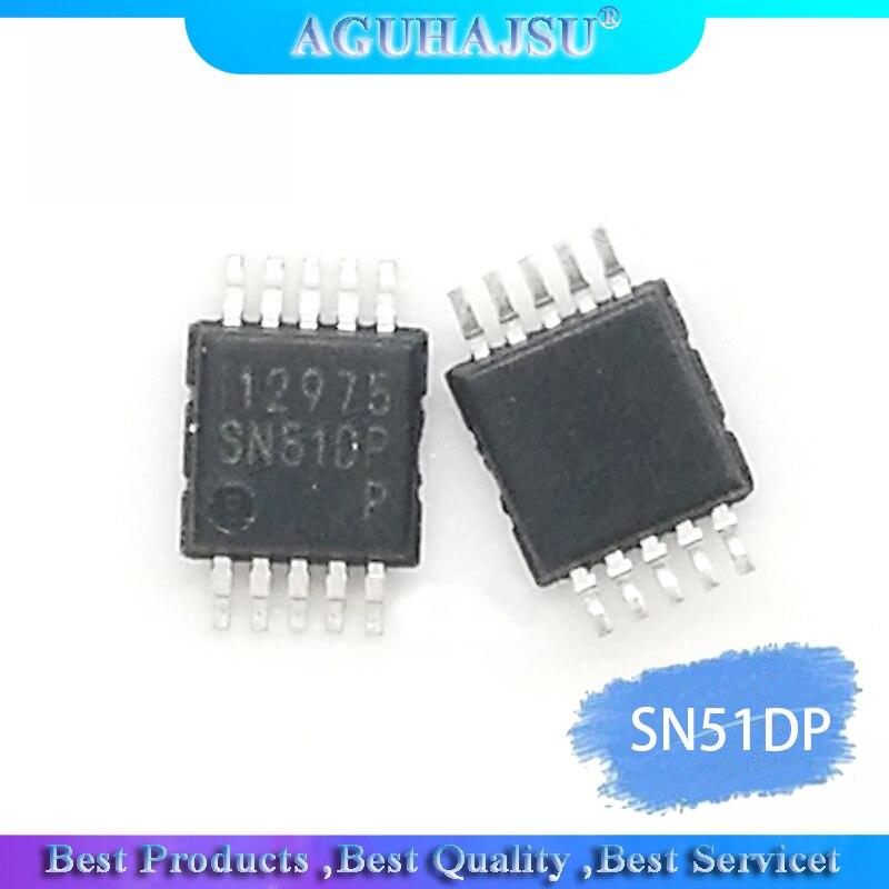 5 шт./лот SN51DP SN51 SSOP-10 интегральная схема питания