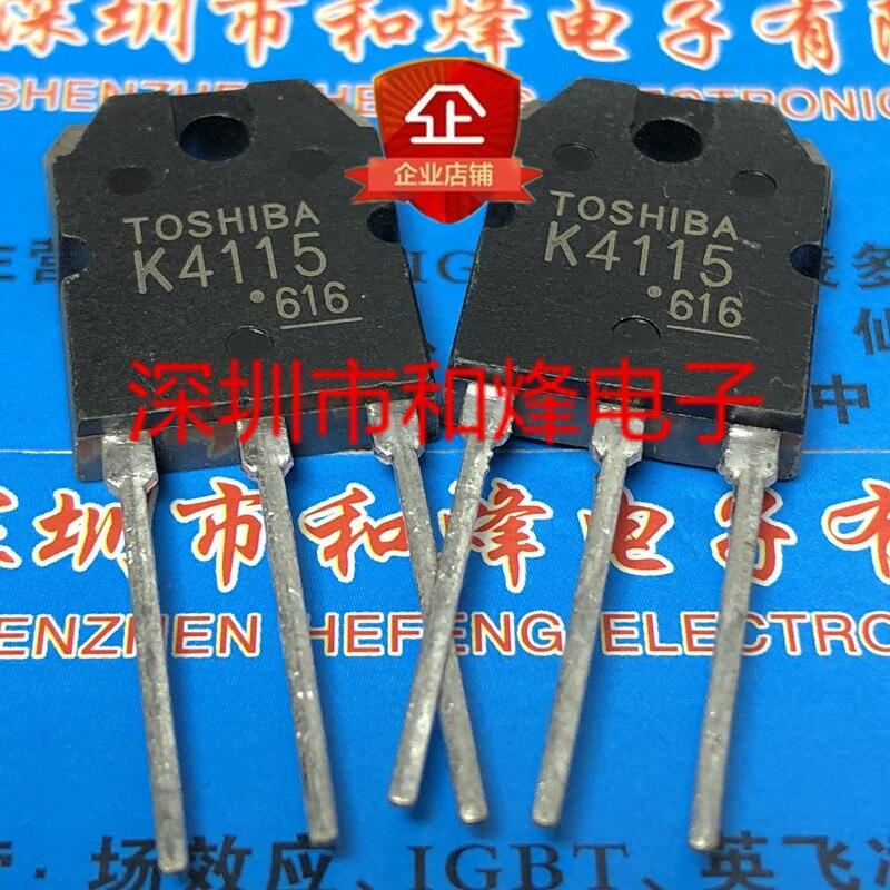 (5 stück) K4115 2SK4115 TO-3P 900V 7A