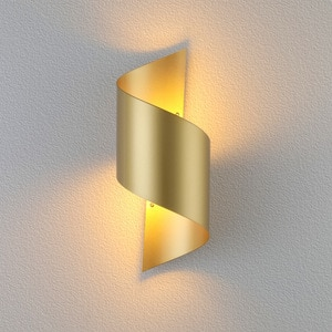 Modern Simple Bedroom Hotel Bedside Wall Lamp Corridor Stair Creative Light Luxury Iron E27 LED Wall Lights For Home