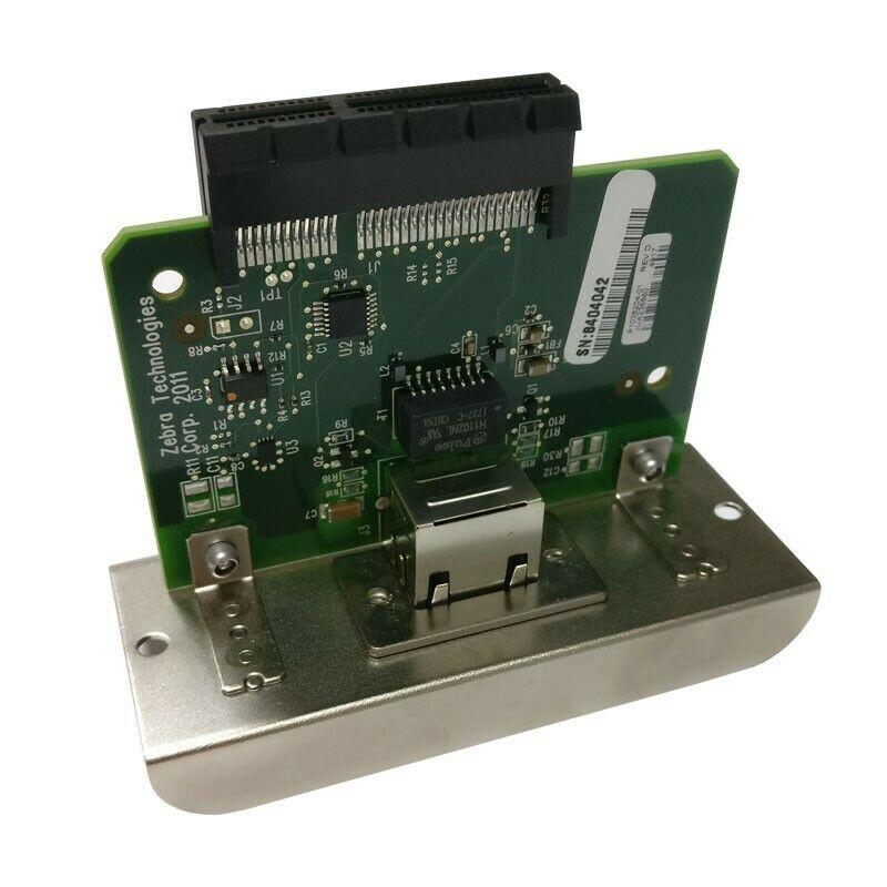 بطاقة الشبكة السلكية للطابعة زيبرا ZT230/ZT210/ZT410/ZT510/ZT610 P1038204-01