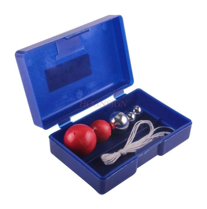 Оборудование для физических экспериментов для одиночного маятникового шарика одиночный маятниковый мяч для младшей средней школы физичес...
