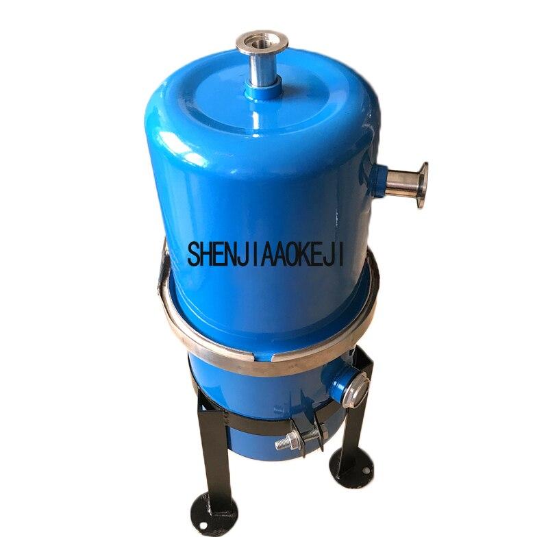 10L Vacuum Pump Filter Vacuum Pump KF40 Gas-water Separator Vacuum Pump Gas-liquid Separator Oil-water Filter 1PC