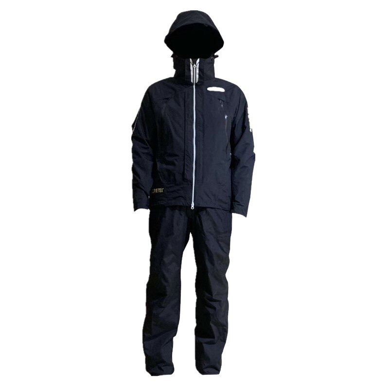 SHimanos Men Winter Fishing Clothes Pants Coat Warm Fishing Suit Hooded Sunscreen Jacket Parka Waterproof Breathable Clothing enlarge