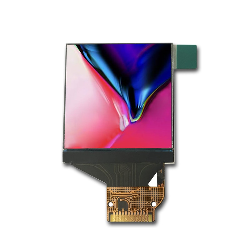 1 8 128x160 spi color tft lcd display screen module st7735s chip power supply LCD Display 1.3 inch TFT Screen 240*240 ips Display 24PIN SPI HD Full Color ST7789 Drive IC For arduino 240x240 Display Module