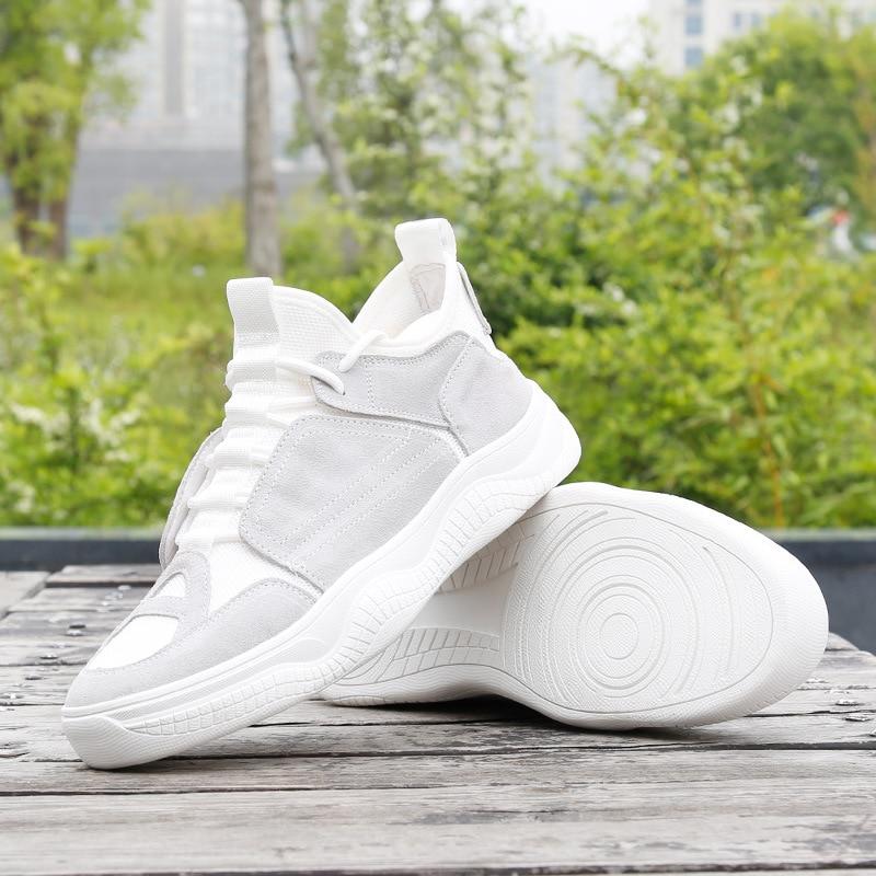 Maa de moda 2019 suave resbalón en alpargatas zapatillas Botas Zapatos de tenis masculino scarpe uomo zapatillas hombre # BA2so001
