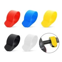 electric scooter thumb throttle accelerator protective cover for xiaomi m365ninebot e scooter throttle silicone sleeve cover