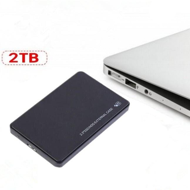 قرص خارجي HDD 1 تيرا بايت/2 تيرا بايت USB 3.0 2.5 \