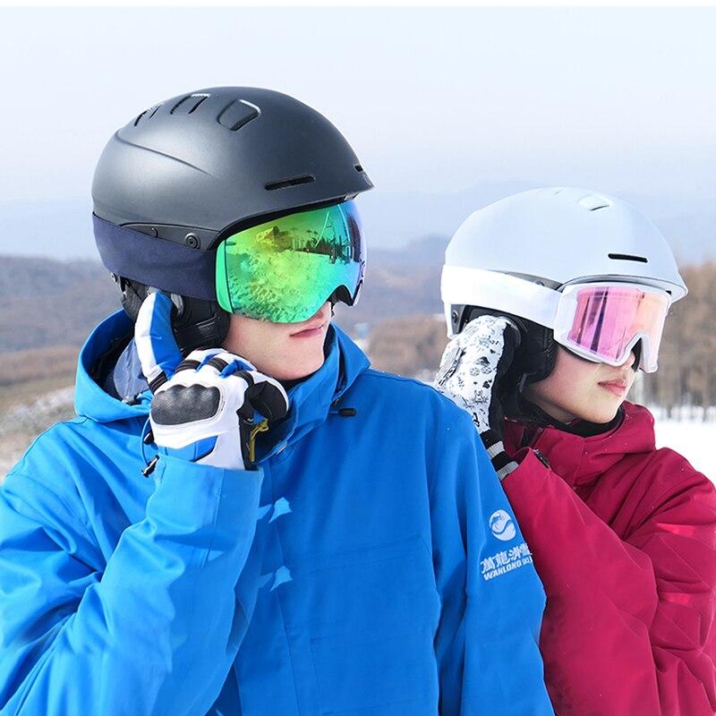 Smart4u SS1 Wireless Bluetooth Smart Skiing Helmet Boy Girl Waterproof Bike Bicycle Cycling Personal Care Head Safety Motorcycle
