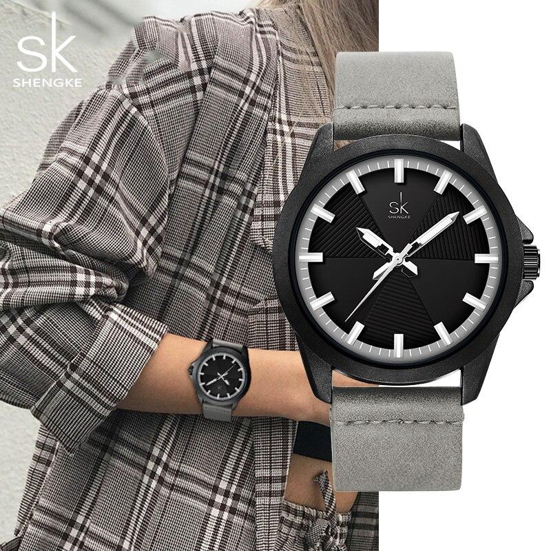 Women Watches Luxury Casual Woman Quartz Wristwatches For Ladies Creative Leather Wrist Watch Women Luminous Simple Female Clock
