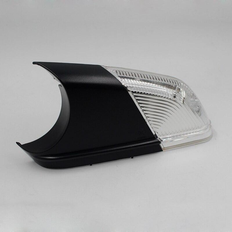 Luz LED intermitente de espejo de ala derecha/izquierda para Skoda OCTAVIA MK2 para Polo retrovisor