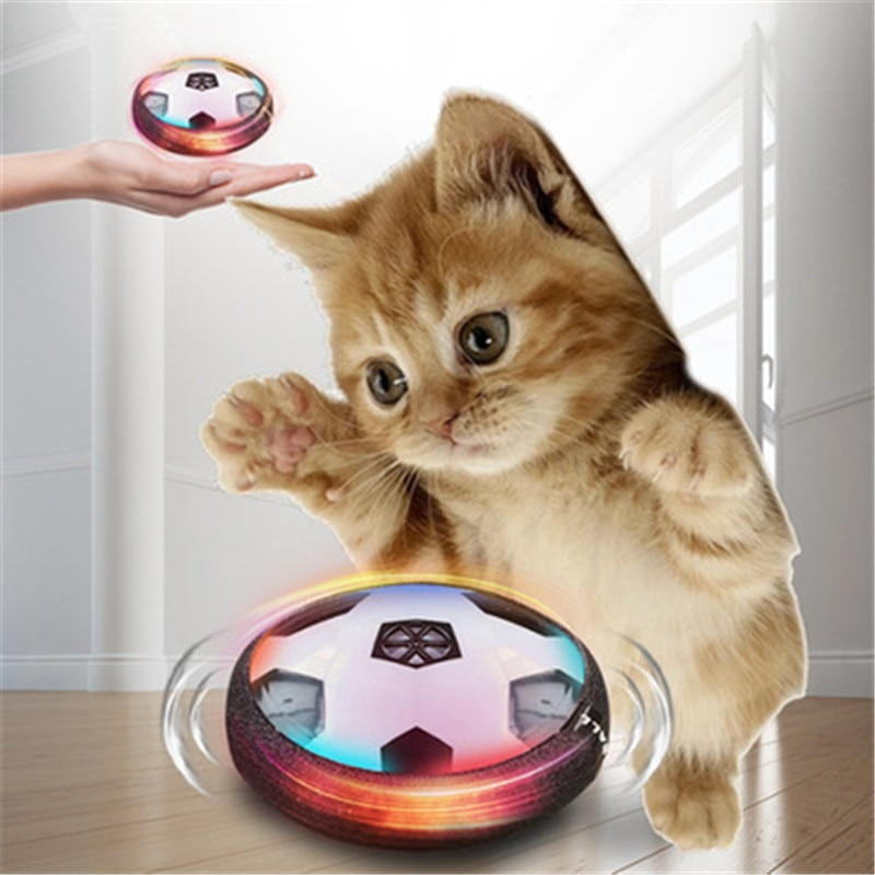 Fidget toys Pet toys children's toys suspended football cushion cats and dogs electric luminous sounding toy ball Dog accessori