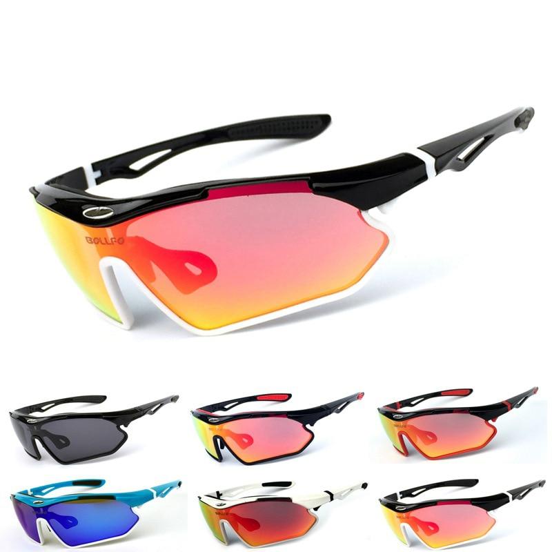 Riding glasses, cycling, mountain bike goggles, sports sunglasses, golf glasses, sun visors, fashion, dazzling colors