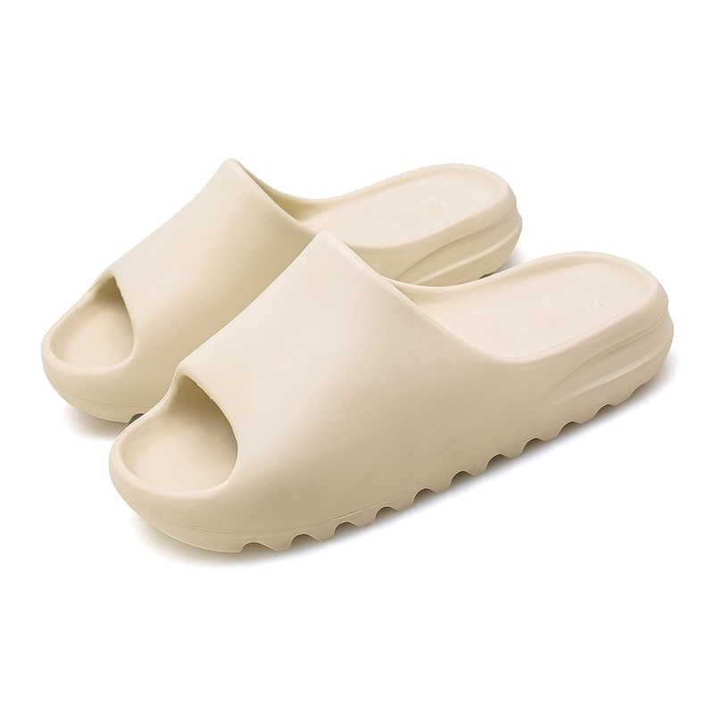 2021 Summer New Couple Slippers Female One-step Personality Sandals and Slippers Men
