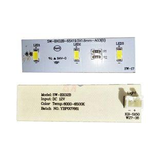 1pcs for Samsung refrigerator LED light board ZBE2350HCA SW-BX02B DA41-00519B DA41-00674A DA41-00519P  DA41-00675 DA92-00150C