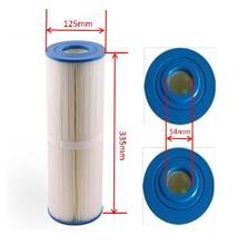 Unicel C-4950 filtr z wkładem i filtr do spa L: 33.5cm średnica: 12.5cm Pleatco PRB501N Filbur PRB50-IN FC-2390 Darlly 40506