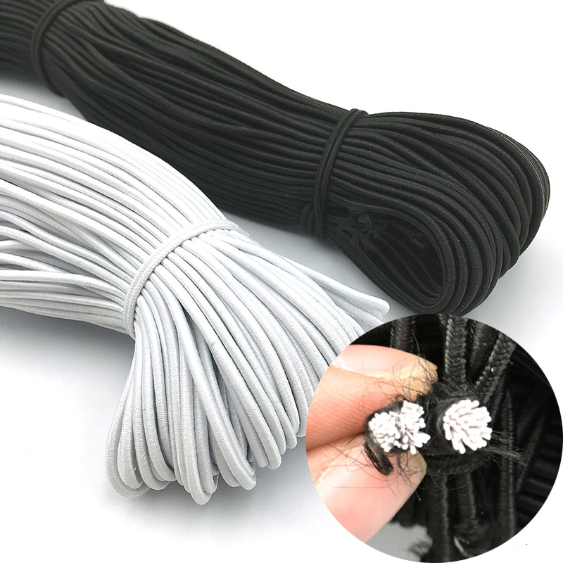 5Meter Strong Elastic Rope Bungee Shock Cord Stretch String For DIY Jewelry Making Outdoor Project T