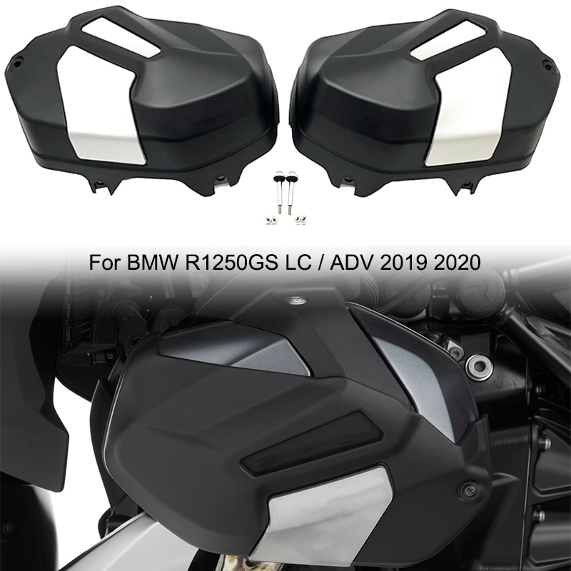 واقي رأس الأسطوانة R1250GS ، غطاء واقي مناسب لسيارات BMW R1250GS LC ADV Adventure R1250R R1250RS R1250RT 2019 2020