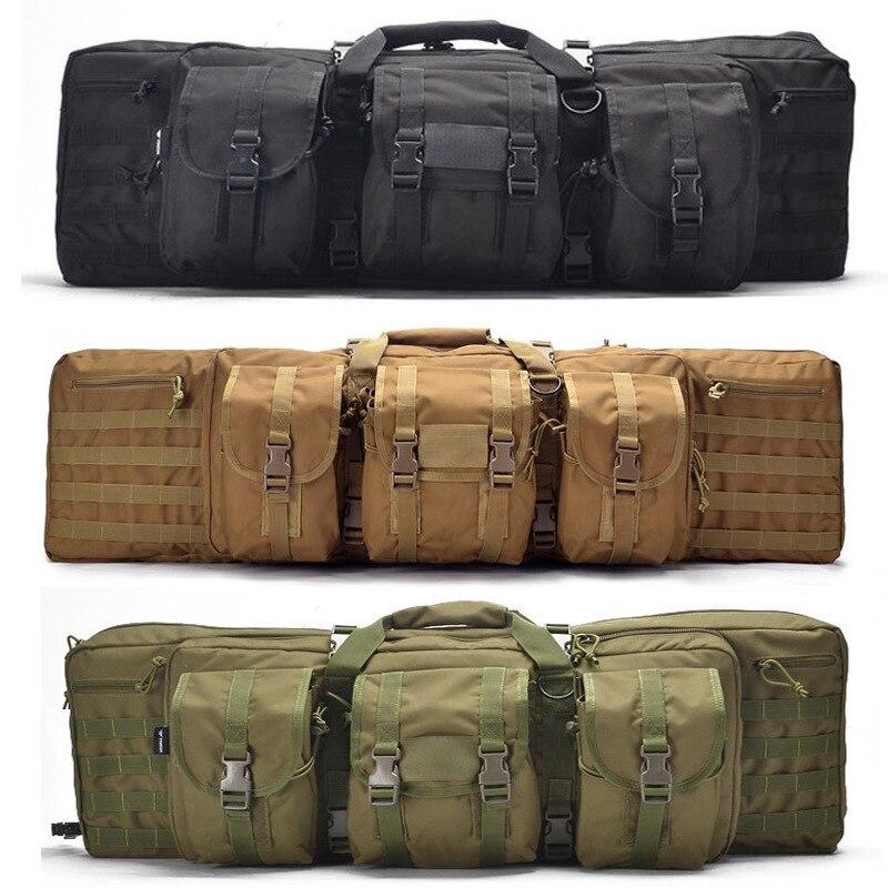Тактическая Сумка для оружия, 93 см, 118 см, для пейнтбола, стрельбы, снайпера, страйкбола, мягкая сумка, военное снаряжение, охотничий рюкзак