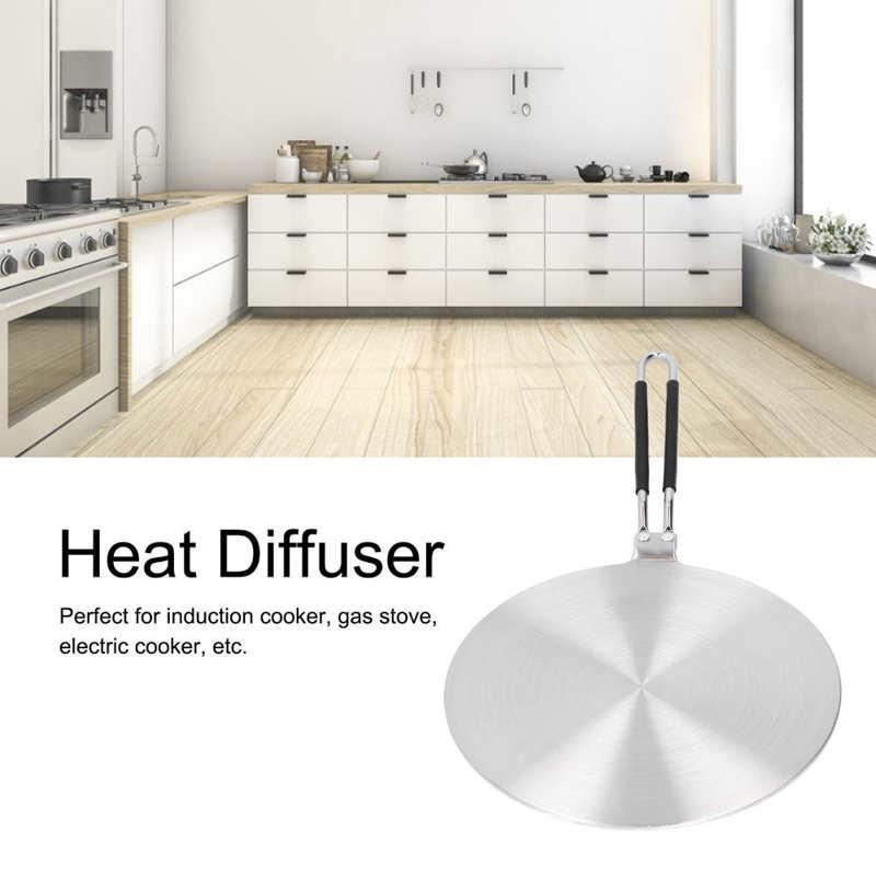 Kichen اكسسوارات الحرارة الناشر الفولاذ المقاوم للصدأ التعريفي لوحة محول للغاز طباخ أواني المطبخ أداة المطبخ