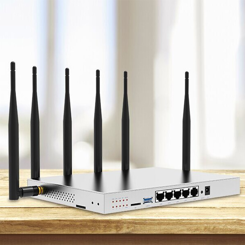 1200Mbps 3G 4G Router Wi fi Repeater 802.11AC 5ghz Wireless Gigabit Router Modem With SIM Card Slot For Industry Office Outdoor enlarge