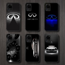 Luxury car INFINITI logo Phone Case Cover Hull For Samsung Galaxy S 6 7 8 9 10 e 20 edge uitra Note