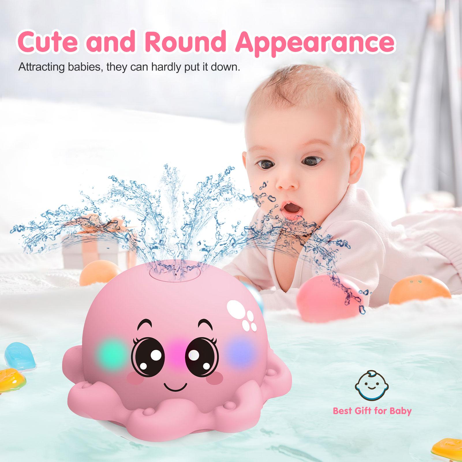 brinquedos de banho do bebe spray chuveiro de agua nadar piscina brinquedos de banho