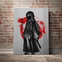 modular artwork canvas painting japan hot anime gift picture home decor modern wall art hd print poster baby kid bedroom decor