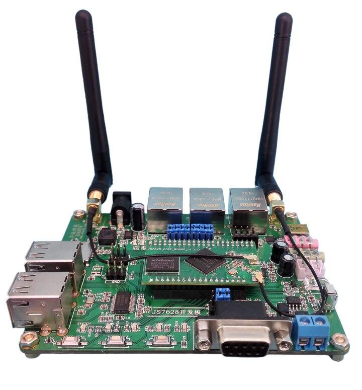 Openwrt макетная плата маршрутизатор IoT шлюз MT7628 Mt7688 модуль Wifi серийная камера