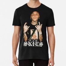 Lil Skies T Shirt Lil Skies Lilskiesofficial Kimetrius Foose Rap Rapper Music R N B Nowadays