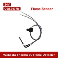 silicon nitride heater glow plug 82407b flame detector for webasto thermo 90 24v parking coolant heaters