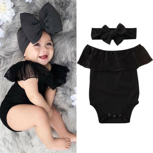 Dropshipping ropa de bebé recién nacido sin mangas mono + falda tutú + diadema conjunto 0-18M