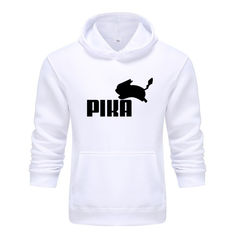 Funny rabbit novel cartoon Pullover 2020 spring and autumn men's long sleeve Hoodie men's hip hop brand Sweatshirt