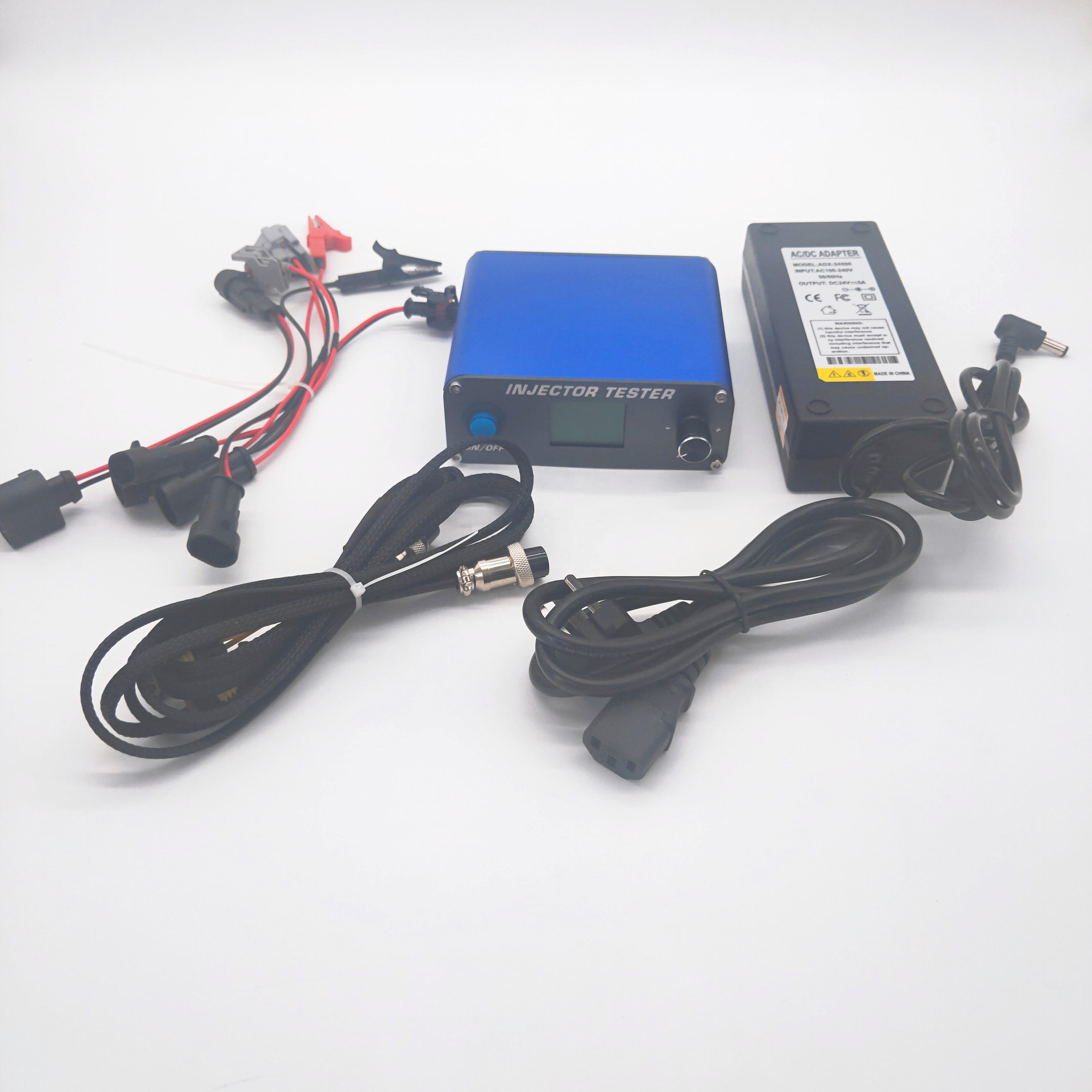 NANTAI gran oferta CR1000A probador de inyectores Diesel probador de inyectores CRDI