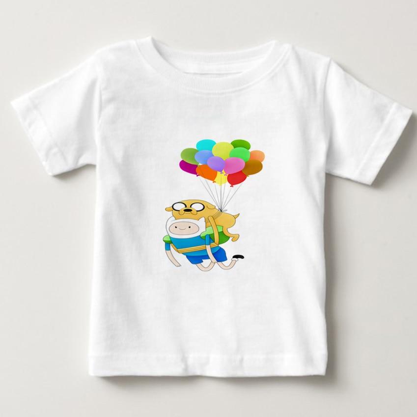 Children's Funny T Shirt Summer Casual T-shirts Kids Short Sleeve T Shirt Boy/girl T-shirt T Shirt Baby White T Shirt Tee недорого