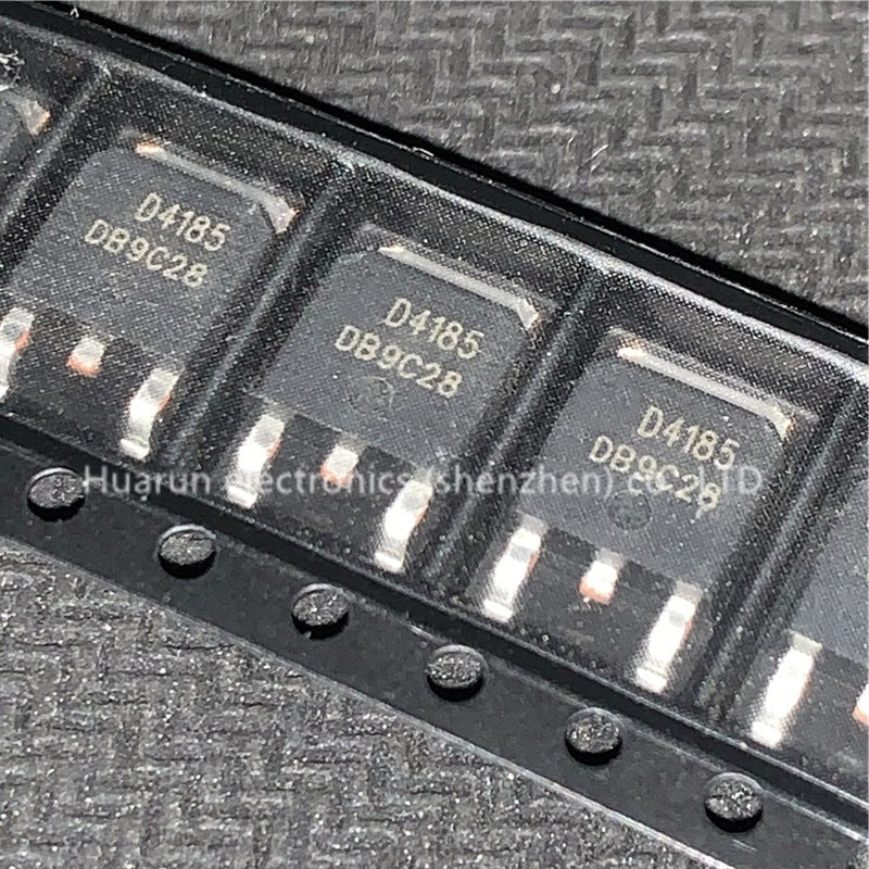 10 шт./лот AOD4185 D4185 P-channel полевой эффект MOS tube 40A40V TO252
