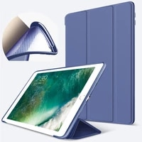 case for ipad air 4 3 2 7th 8th soft silicone back smart sleep cover case for ipad 10 2 10 5 pro 11 2020 mini 5 4 3 2 2017 2018
