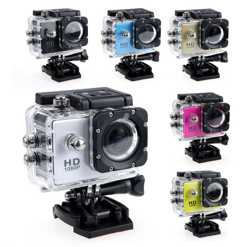 DV-камера водонепроницаемая экшн мини-камера Helme Автомобильная камера наружная камера AIR экшн-камера экран